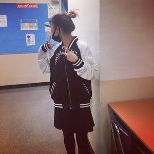 Korean style JACKETS/ Thin Coat/ OUTWEAR