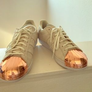 Adidas Shoes - SUPERSTAR 80's Metal Toe