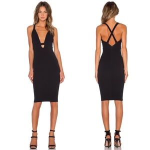 Nookie Eva Bodycon Dress