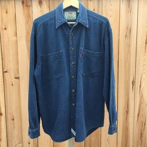 Levi's Other - Levi's Denim Chambray Shirt