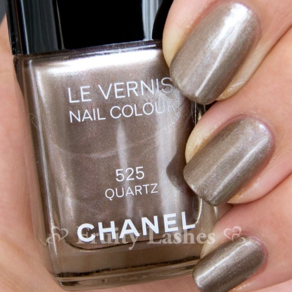 CHANEL Makeup | Quartz Nail Polishltd Edition | Poshmark