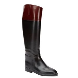 Aigle Shoes - SALE: Aigle Coupe Saumur tall rain boot