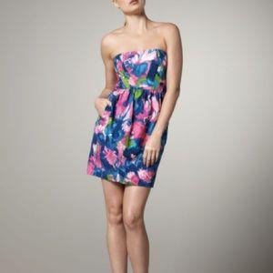 Shoshanna Dresses & Skirts - Shoshanna Strapless Tulip Dress