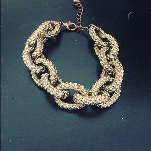 Classic Gold chain bracelet✨✨