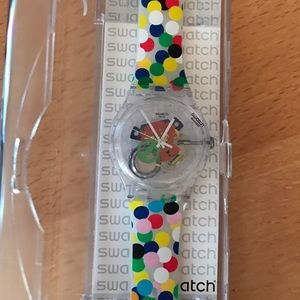 Swatch Accessories - NWT Swatch Spot the Dot watch.