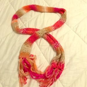 so Accessories - Warm Colorful Scarf