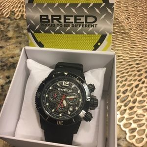 Breed Other - Men's Breed Salvatore Watch. Still in original box