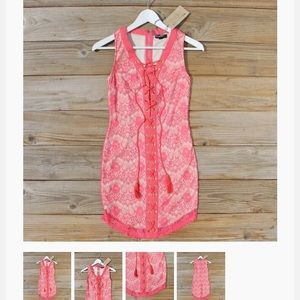 Spool 72 Dresses & Skirts - Jack rose lace up dress