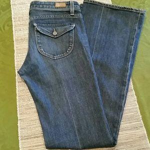 Paige Jeans Denim - Paige Pico jeans with stretch