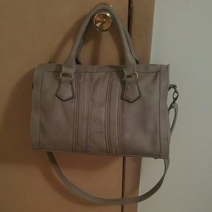 segolene paris   Handbags - Segolene Paris Faux Croc Convertible Handbag