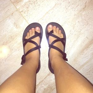 Chaco slippers