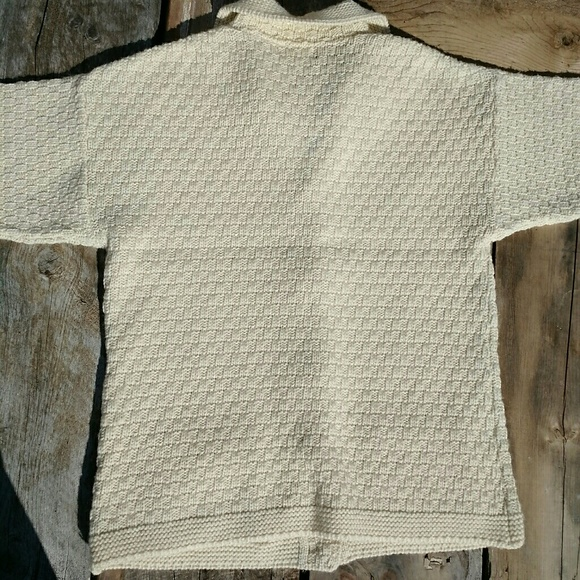 62 off aran crafts other 6 15 vintage fisherman for Aran crafts fisherman sweater