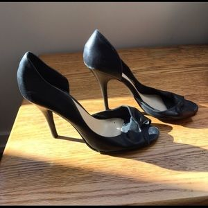 Bakers Shoes - Peep Toe Heels