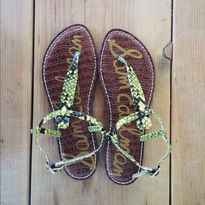 Sam Edelman Shoes - Sam Edelman Sandals NWOT