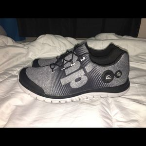 Reebok Other - Reebok Pump Shoes Sneakers Black Grey Size 12