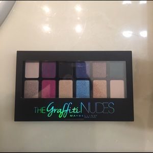 Maybelline Other - The Graffitti Nudes