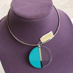 Michael Kors Jewelry - NEW-MICHAEL KORS ACETATE STATEMENT NECKLACE