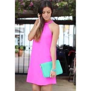 Dresses & Skirts - NWT hot pink dress