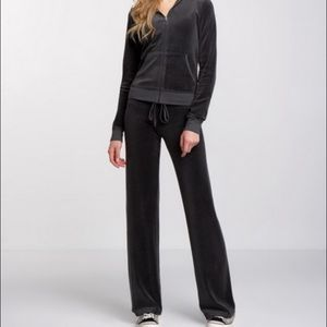 Juicy Couture Other - Juicy Couture Grey Classic Tracksuit