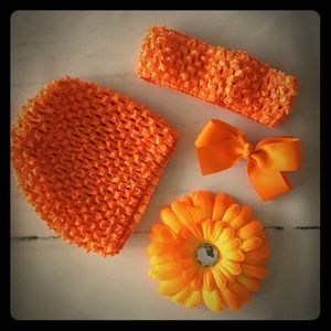 Other - 🔴CLEARANCE🔴🌻4 pc Hair Accessories🌻