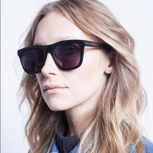 Karen Walker Accessories - Karen Walker Deep Freeze Sunglasses