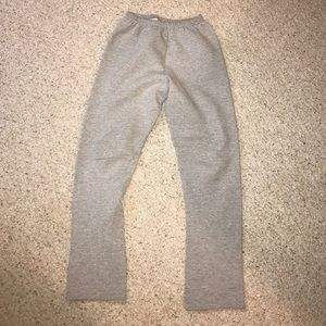 Hanes Pants - Hanes grey sweat pants