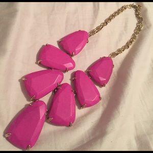 Kendra Scott Jewelry - HTF magenta Harlow