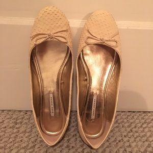 Zara Ballet Flats, Zara flat shoes