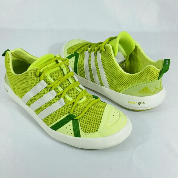 ADIDAS Clima Cool Water Grip Water Boat Shoe Sz 9