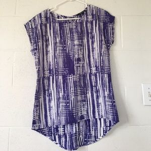 Tops - Hi-Lo Tunic Top