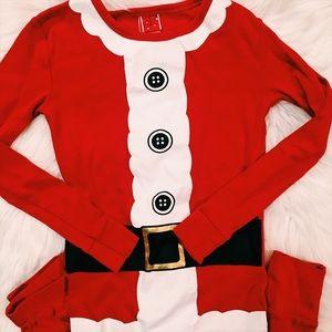 Target Other - Santa pajamas