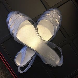 Igor Shoes - 'Igor' brand jelly sandals - NWOT!