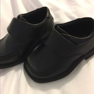 Stride Rite Other - black toddler dress shoes