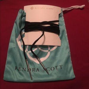 Kendra Scott Jewelry - Kendra Scott Pierce Choker Necklace in Silver