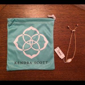 Kendra Scott Jewelry - Kendra Scott Elaina Rose Gold bracelet NWT
