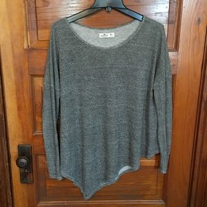 Hollister Asymmetrical-Hem Tunic Sweater!