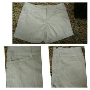 Soho Apparel Pants - Womens SOHO white shorts