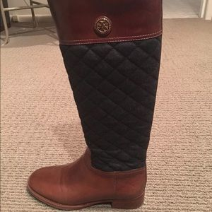Tory Burch Boots Size 8