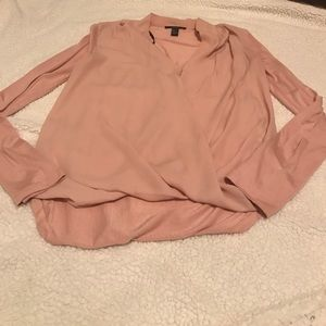 Forever 21 Tops - Pink Blouse