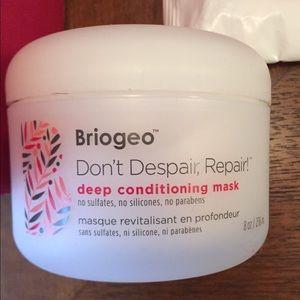 Briogeo Other - Briogeo don't despair repair Deep conditioning