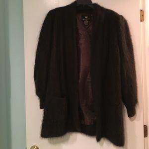 Fabulous Furs Jackets & Blazers - Rabbit fur cardigan