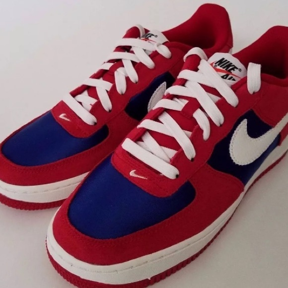 release date: 96a03 8f688 Nike Air Force one barber shop edition