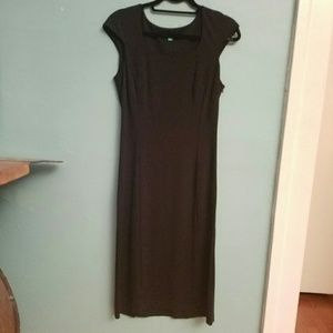Benetton fitted dress