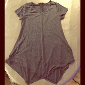 Doublju Tops - NWOT Jersey knit short sleeved tunic