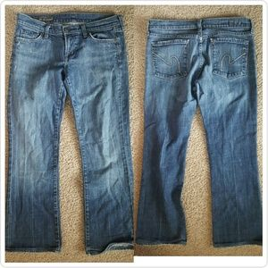 Citizens of Humanity Denim - Citizens of Humanity Jeans 29X27