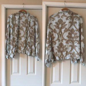 Tiare Hawaii Tops - EUC Tiare hawaii kimono jacket