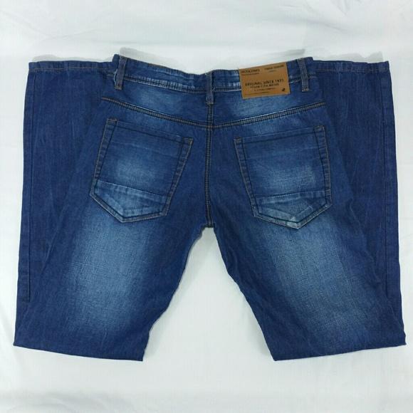 quality design 99c23 beb67 CORE By Jack & Jones Distressed Jeans Sz 30