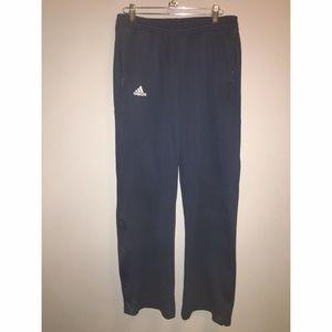 Adidas Climate Lite Navy Soccer Pants Sz M