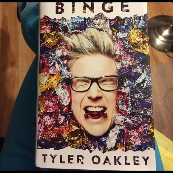 Accessories - Brand new binge by Tyler oakley