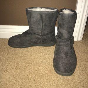 Dawgs Shoes - Grey uggs